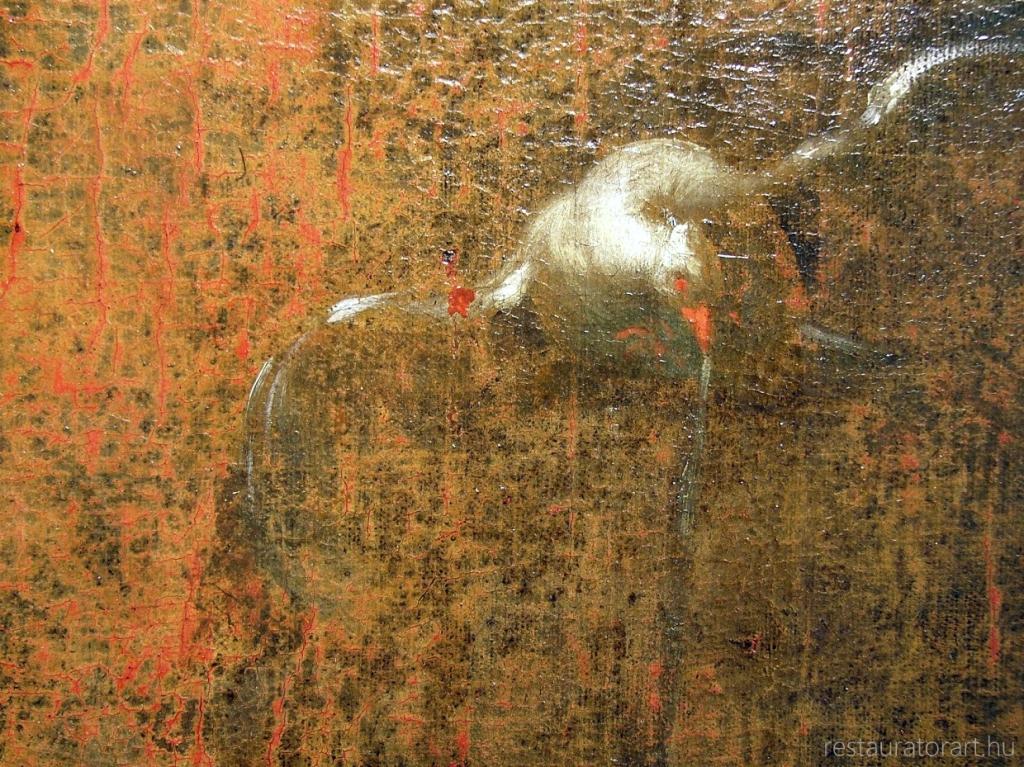maulbertsch oltarkep restauralas barokk festeszet magyarorszagon