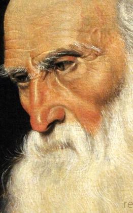 jacopo bassano olajfestmény restaurálás, kép restaurálás, átfestett festmény, antik festmény, antik kép restaurálás, kép javítás