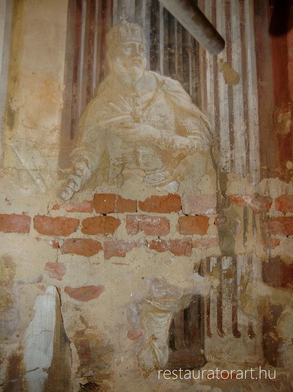 toponari templom szentely falkep restauralas templom restauralas kiindulo allapot (9)