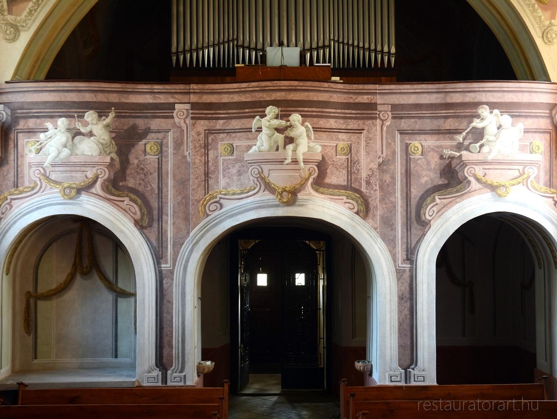 toponar templom karzat restauralas elott es utan (2)