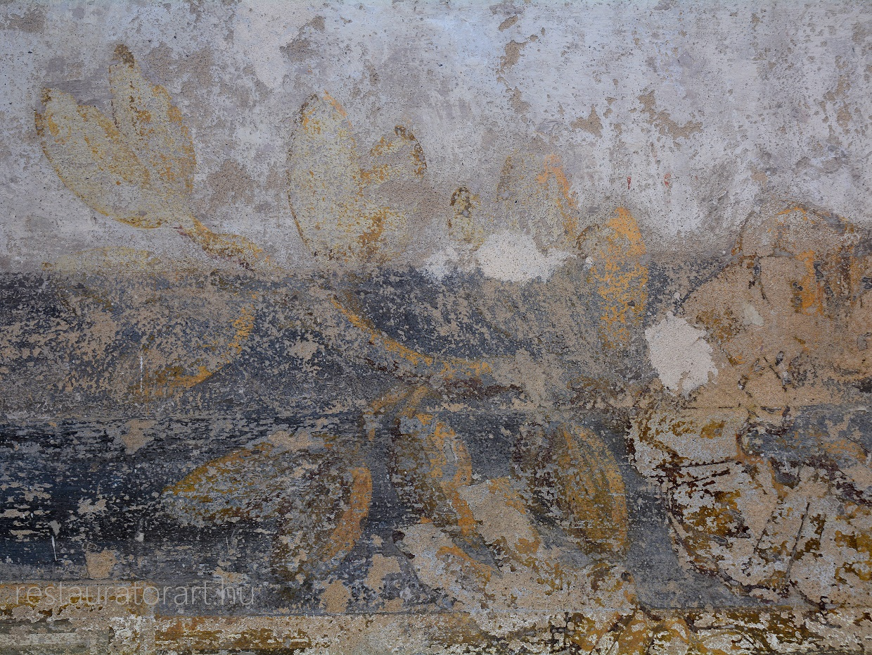 toponar templom restauralas falkep tisztitasa falfestmeny feltaras restauratorart (9)
