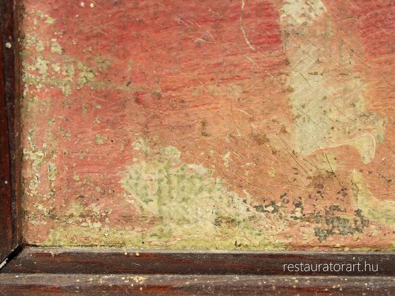 restaurálás, restaurátor, olajfestmény restaurálás, műtárgy restaurálás, műkincs, helyreállítás, javítás,múzeum, gyűjtemény, műgyűjtés, műkereskedelem,restauráltatás
