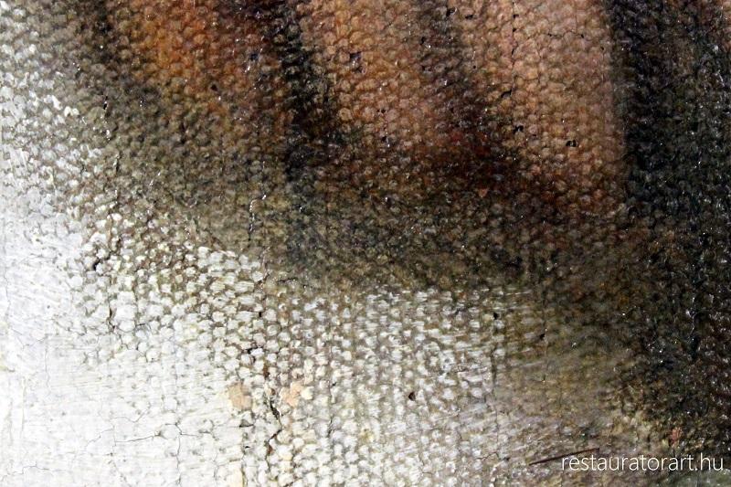 olajfestmény, olajfestmény restaurálás, festmény felújítás, festmény javítás, festmény tisztítás, kép javítás, festmény helyreállítás, festmény tisztítás, restauratorart