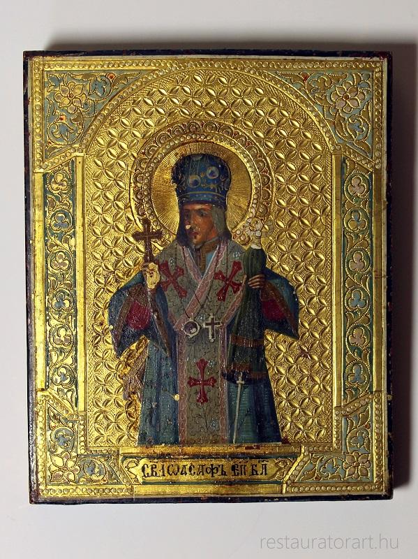 ikon restauralas fara festett ikon felujitasa es javitasa restauratorart (7)